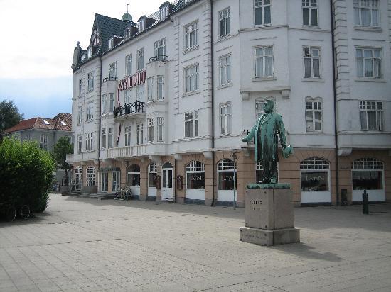 Saxildhus Hotel, Milling Hotels: Saxildhus