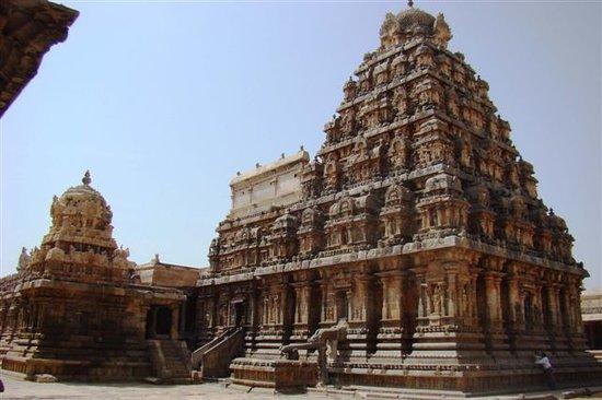 Kumbakonam, Inde : Airavateesvarar temple complex Darasuram