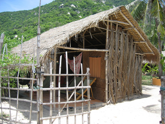 ‪‪Jungle Beach VietNam‬: Opensided Hut‬