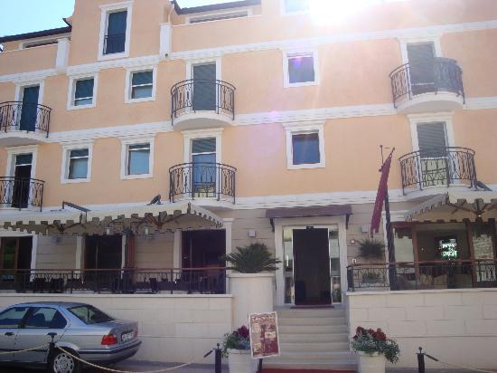 Hotel Villa Cittar: Exterior