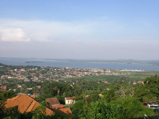 Cassia Lodge: The amazing view from the hotel