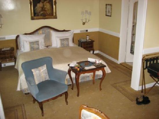 Hotel Sacher Wien : Zimmer