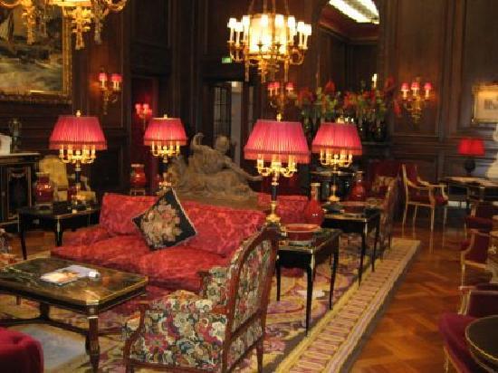 Hotel Sacher Wien : Lobby Salon