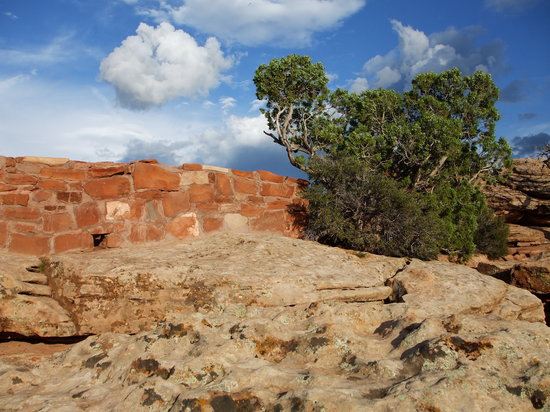 Canyon de Chelly National Monument: Natural beaty