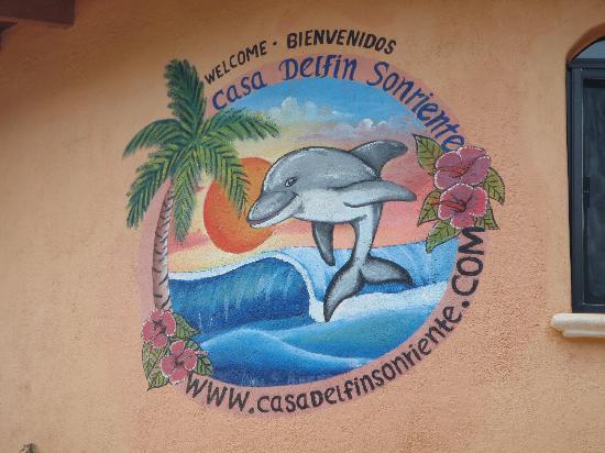 Casa Delfin Sonriente : casa Delpin Sonriente