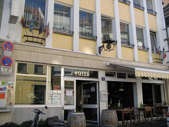 Hotel Dortmunder Hof Garni: exterior