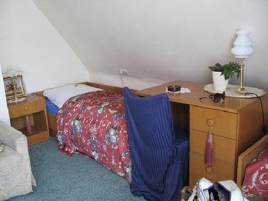 Hotel Dortmunder Hof Garni: room1