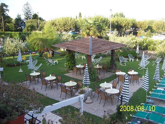Hotel Ca' Mura: Garden area