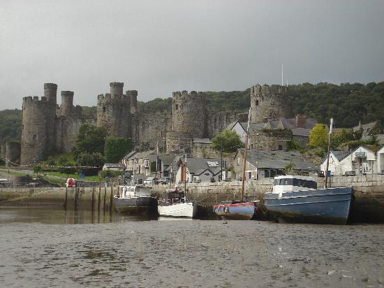 Castle Hotel: Conwy Castle