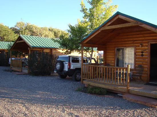 Cowboy Homestead Cabins: The Cabins