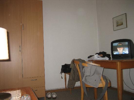 Hotel Schöllhorn: Blick ins Zimmer