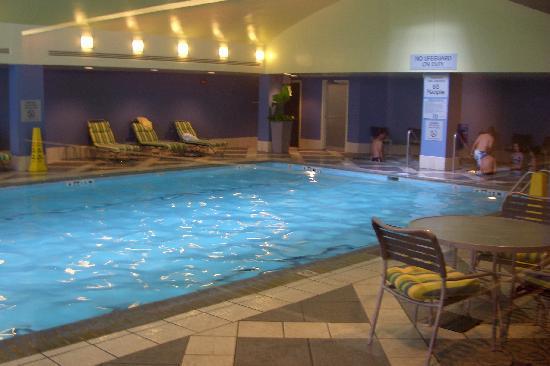 The Swimming Pool Picture Of Jw Marriott Washington Dc Washington Dc Tripadvisor