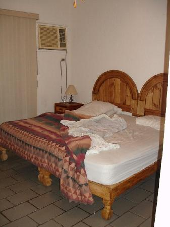 Hotel Villas Del Pescador: King Bed?
