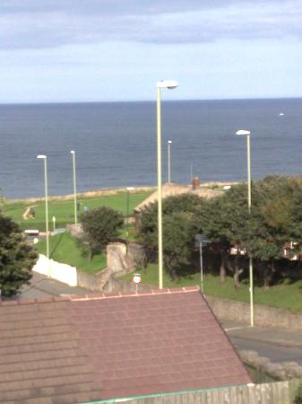 Marsden Inn: View from our bedroom