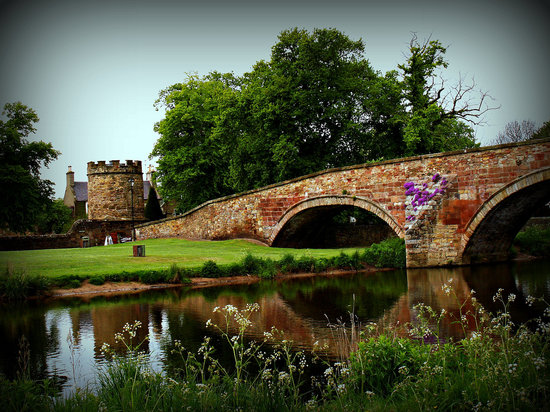 Nungate Bridge, Haddington, East Lothian, Scotland
