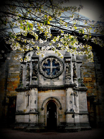 Рослин, UK: Rosslyn Chapel