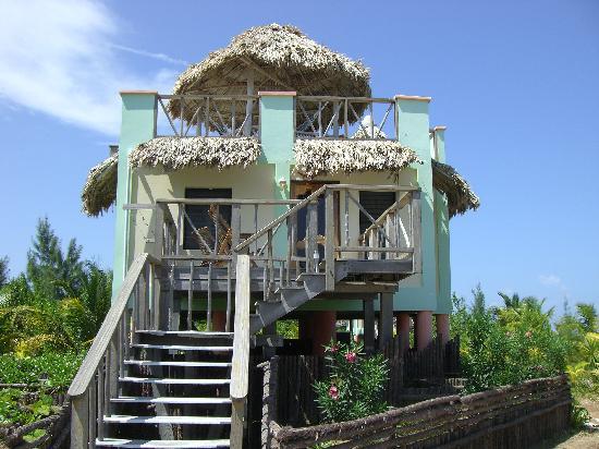 Thatch Caye Resort: Casita #3