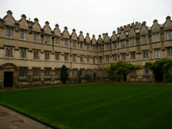Jesus College Oxford 2019 All You Need To Know Before