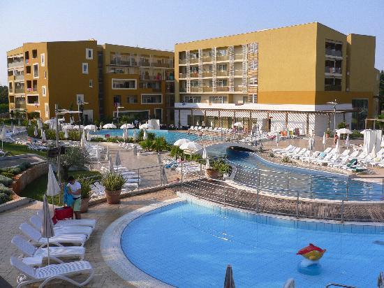 Sol Garden Istra: Pool area