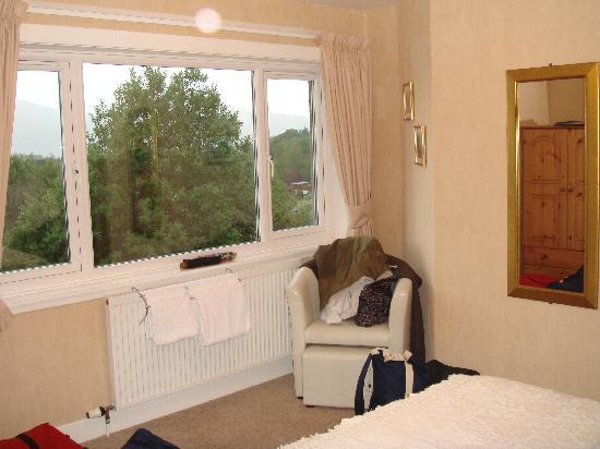 Braeburn Guesthouse: La havitación, magnifica y muy limpia.
