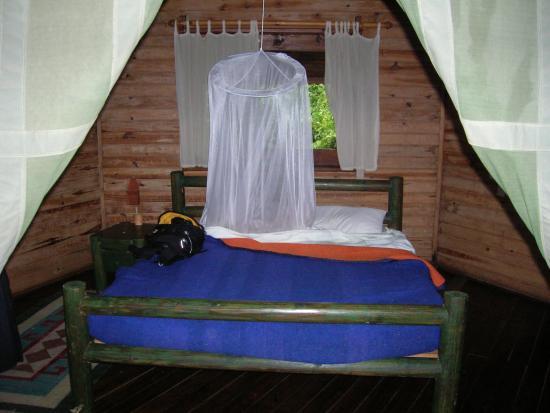 Nile Safari Lodge: Bedroom