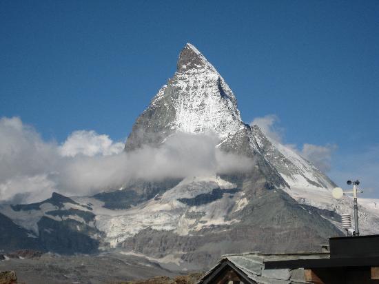 Hotel Alphubel Zermatt: The Matterhorn