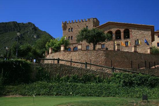 Vandellos, Spanje: Front view