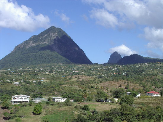 Saint Lucia: The Pitons