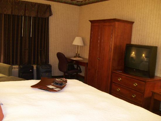 Hampton Inn Scottsburg: Room 1