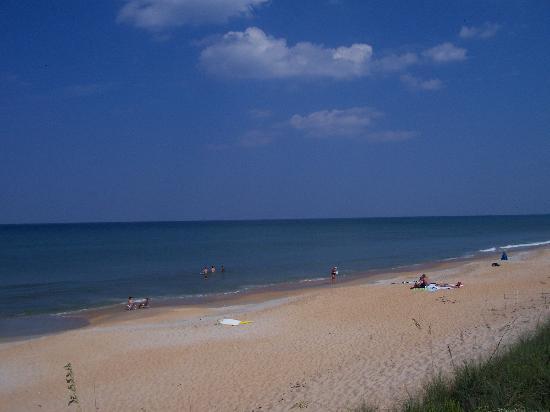 Cinnamon Beach at Ocean Hammock Beach Resort: what a view!!