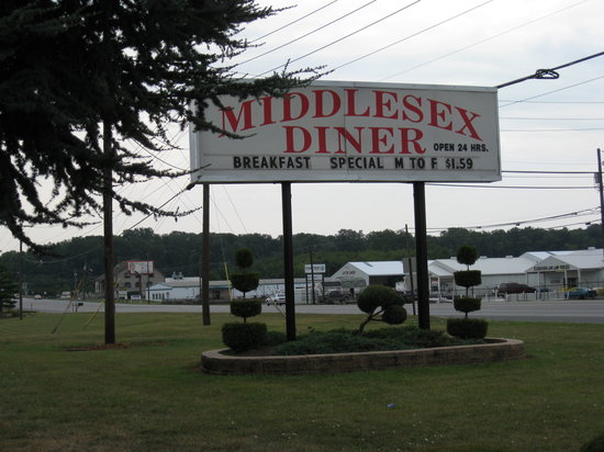 Middlesex Diner: Good stop off PA Turnpike