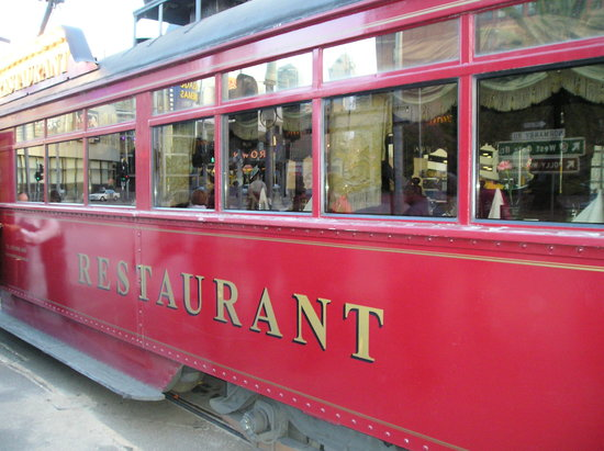 South Melbourne, Austrália: Colonial Tram Restaurant