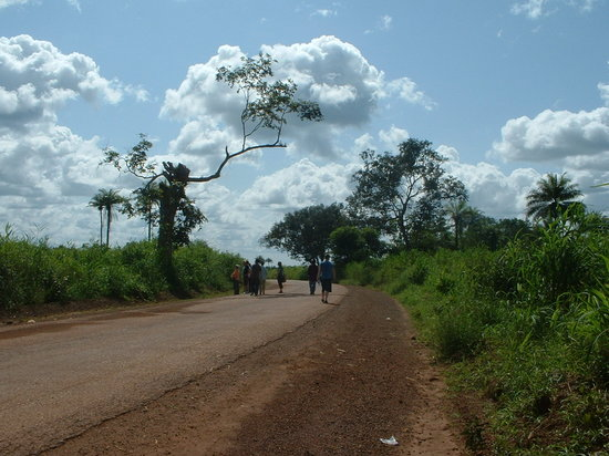 Sierra Leone: Bo-Freetown Highway