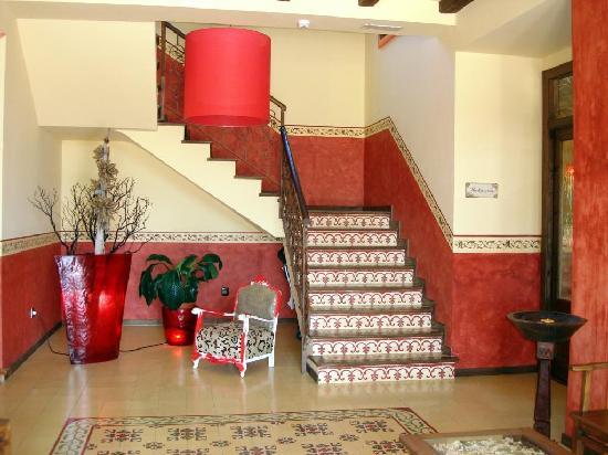 Hotel Font Salada: Planta baja edificio principal