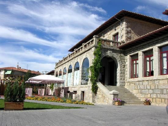 Burgohondo, España: Vista principal