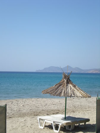 Xerokambos (Exotic Beach)