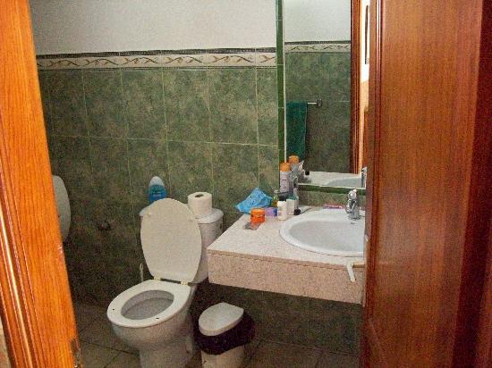 Acuario Sol: the toilets