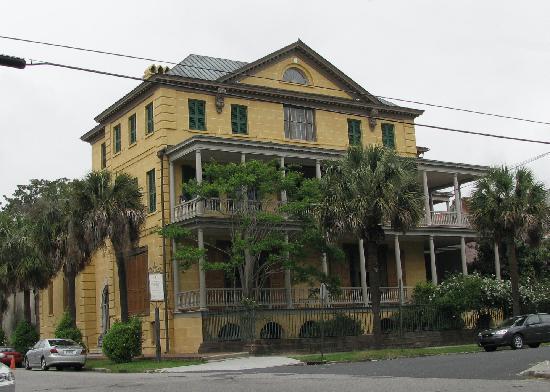 Aiken rhett house charleston sc picture of charleston for Aiken house