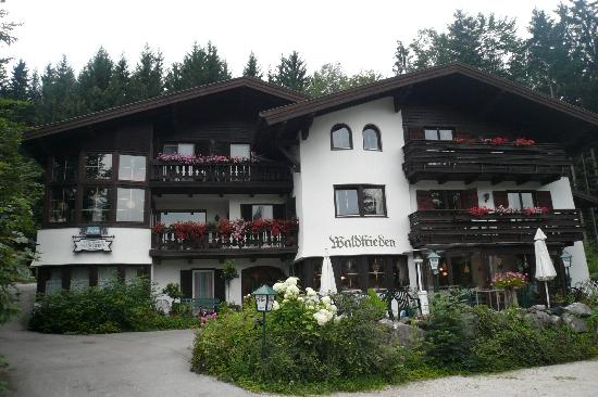 Photo of Hotel Waldfrieden Fuschl am See