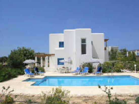 Theanan Seaview Villas: Villa Kianos