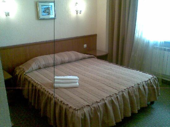Uyut Hotel : Chambre