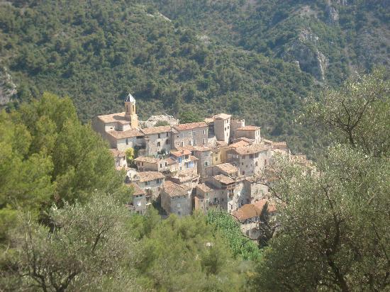 Auberge de la Madone : Peillon village