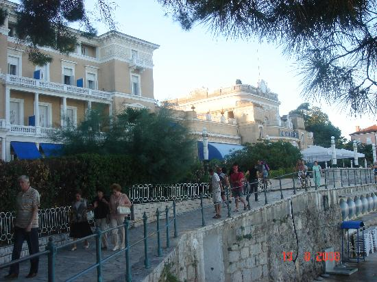 Amalia, Hotel: Hotel Kvarner