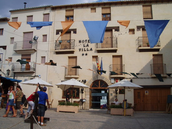 Photo of Hotel la Villa Requena