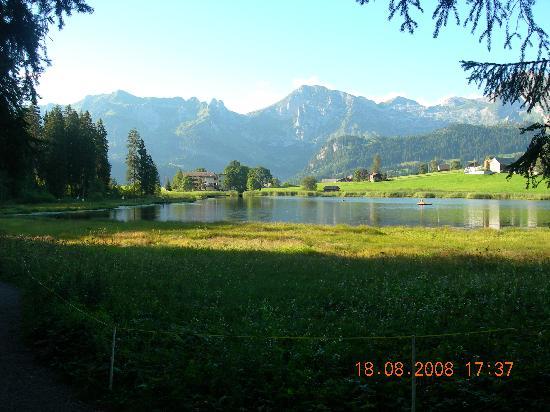 Gade Ldoge: Schwendi lake