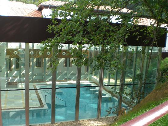 Gran Hotel Las Caldas: Piscinas