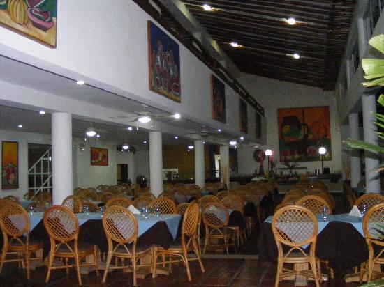 جزيرة مارجريتا, فنزويلا: dinnig room