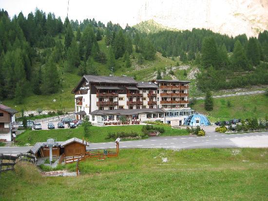Hotel Plan de Gralba: L'albergo