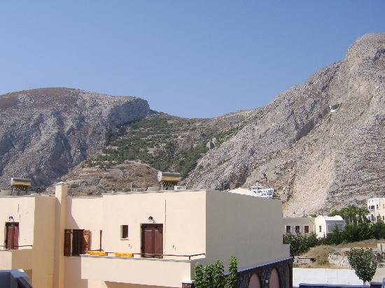 Syrigos Selini Hotel: Balcony View