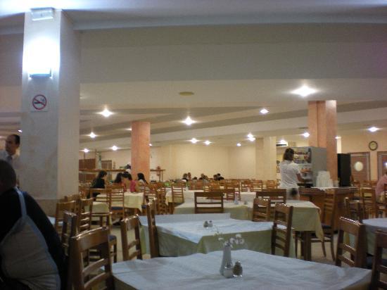 Club Cala Romani : Restaurant